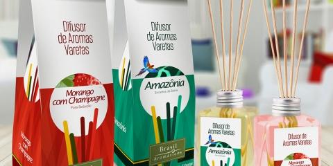 Difusor de Aromas – Brasil Aromáticos