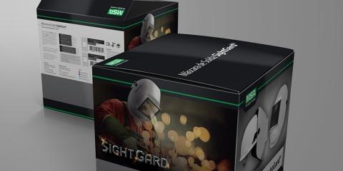 Sightgard MSA – Máscara de Proteção